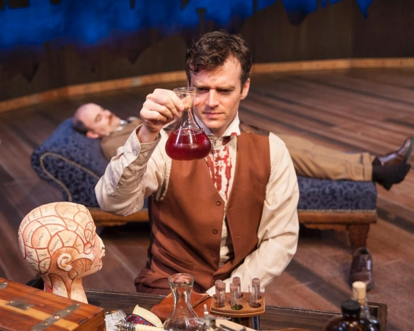 Photo Flash: First Look at Cortland Rep's SHERLOCK HOLMES AND THE CASE OF THE JERSEY LILY, Opening Tonight