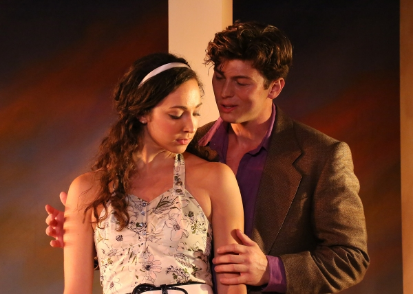 Photo Flash: First Look at Cape Rep Theatre's THE LIGHT IN THE PIAZZA