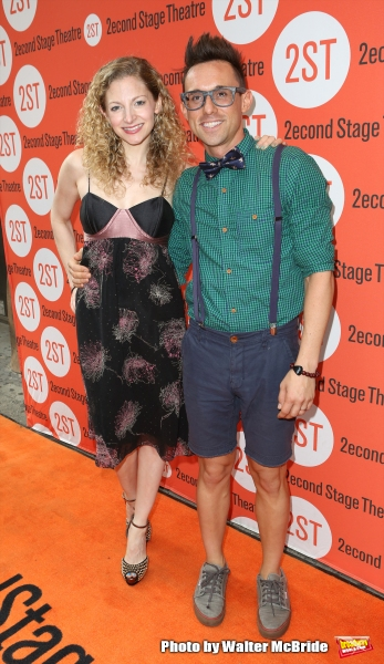 Photo Coverage: On the SEX WITH STRANGERS Opening Night Red Carpet with David Hyde Pierce, Kristine Nielsen & More