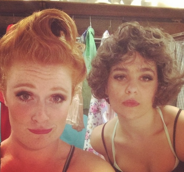 Photo Flash: Behind the Scenes of Muny's GREASE