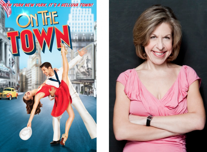 Jackie Hoffman Joins Cast of ON THE TOWN Broadway Revival