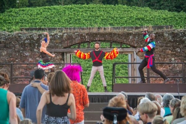 BWW Blog: Libby Servais of Transcendence Theatre Company's 'Broadway Under the Stars' - More Fantastical Family Night