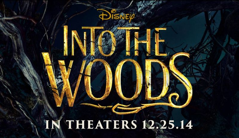 INTO THE WOODS Movie Launches Official Website