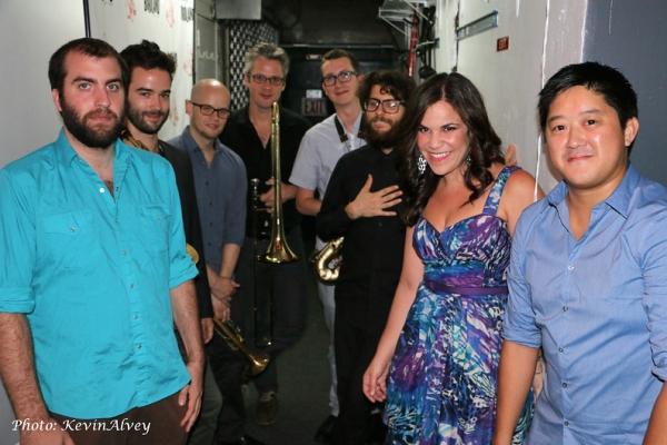 Lindsay Mendez, Marco Paguia & Band