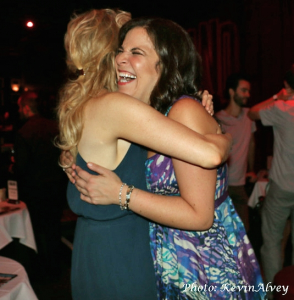 Lindsay Mendez, Betsy Wolfe