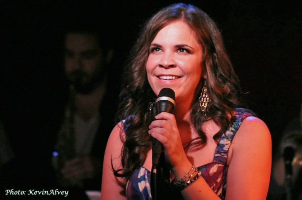 Photo Flash: Lindsay Mendez & Marco Paguia Return to Birdland Jazz Club