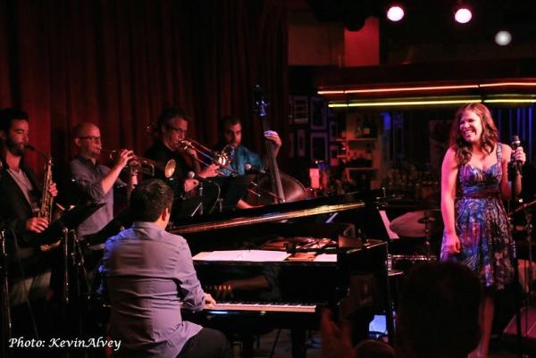 Photos: Lindsay Mendez & Marco Paguia Return to Birdland Jazz Club