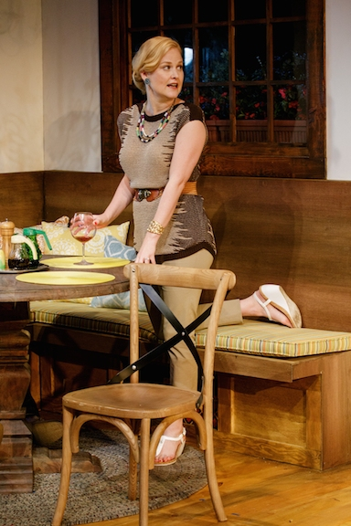 Photo Flash: First Look at Heidi Armbruster, Katie Kreisler & More in Theresa Rebeck's POOR BEHAVIOR at Primary Stages