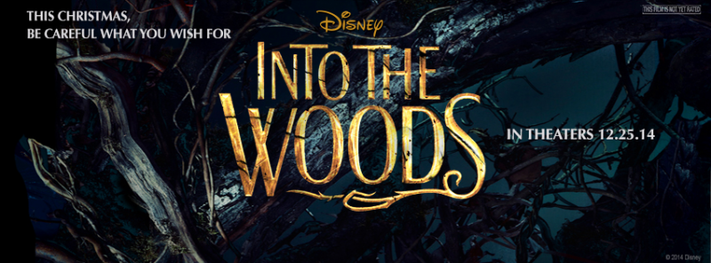 INTO THE WOODS Unveils New Promotional Poster