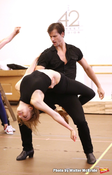 Photo Coverage: Having the Time of Their Lives! Get a Sneak Peek of DIRTY DANCING Tour