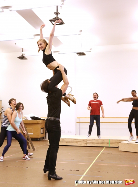 Photos: Having the Time of Their Lives! Get a Sneak Peek of DIRTY DANCING Tour