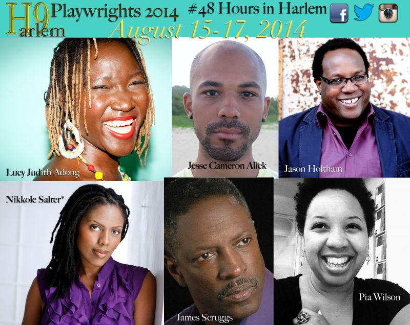 Tonya Pinkins Set for Harlem9's 4th Annual 48 HOURS IN HARLEM This August