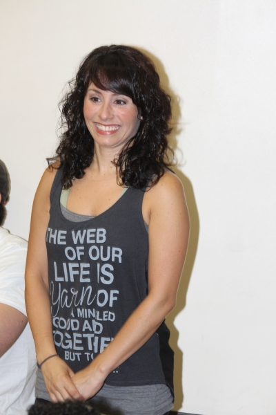 Photos: Andy Karl, Bianca Marroquin and More Teach at R.Evolucion Latina's DARE TO GO BEYOND Camp