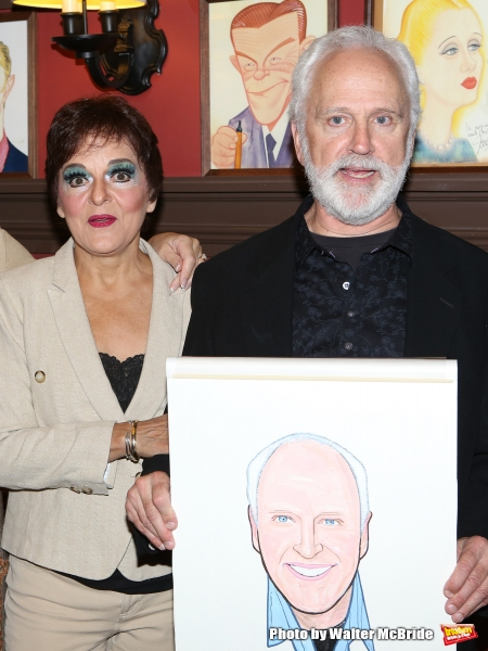 Priscilla Lopez and John Rubinstein