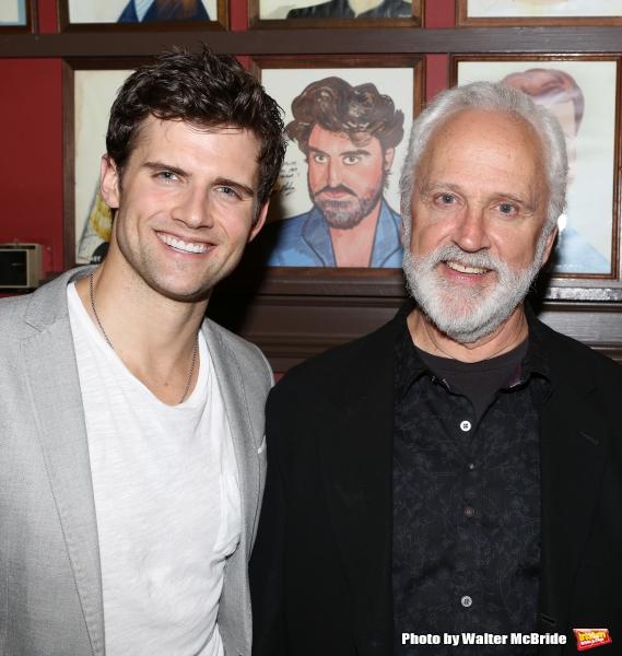 Kyle Dean Massey and John Rubinstein