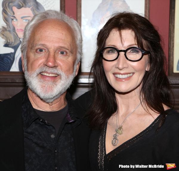 John Rubinstein and Joanna Gleason