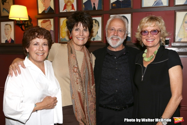 Photo Coverage: PIPPIN's John Rubinstein Unveils Caricature at Sardi's