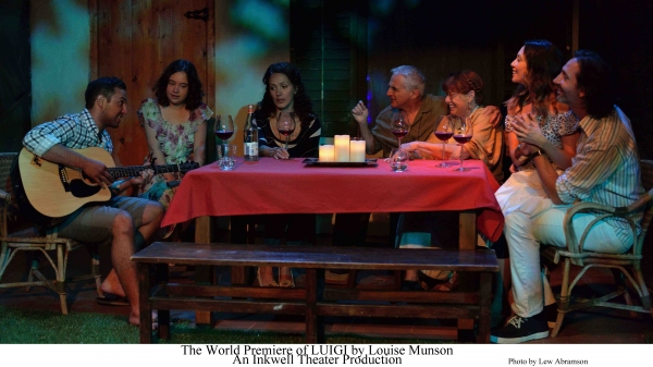 BWW Reviews: World Premiere Play LUIGI Offers Slow-Paced Episodic Character Study
