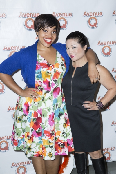 Photo Coverage: AVENUE Q Celebrates 11 Years on Stage!