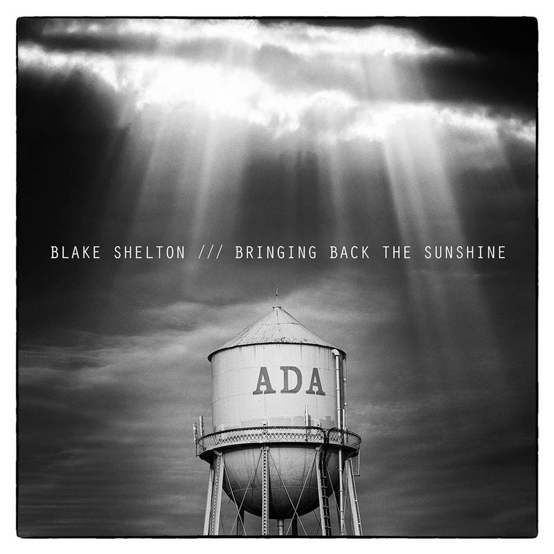 Blake Shelton to Release Brand New Album BRINGING BACK THE SUNSHINE, 9/30; Cover Art Revealed
