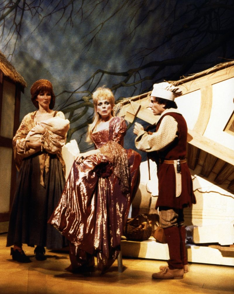 THE SONDHEIM REVIEW Presents - Sondheim 101: Into the Woods at 25