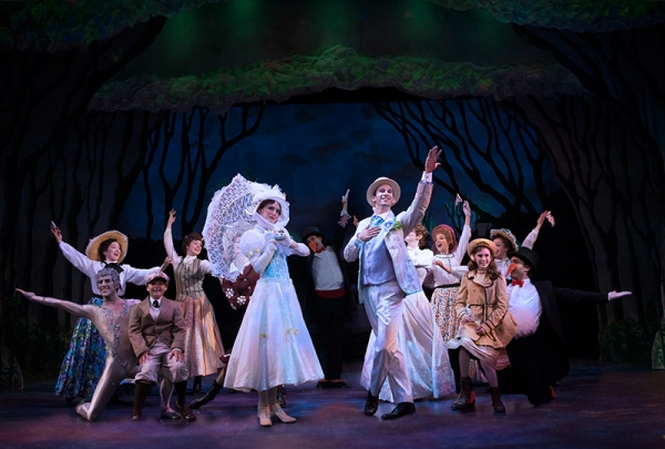 Photo Flash: First Look at Gail Bennett, Tony Mansker and More in Ogunquit's MARY POPPINS