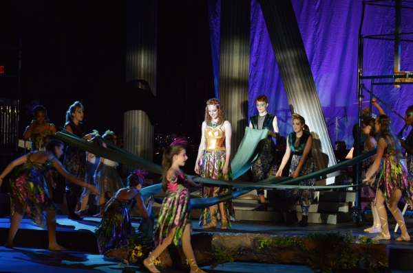 Photo Flash: First Look at Clarke Thorell, Marla Mindelle, Saum Eskandani & More in 12.14 Foundation's A ROCKIN' MIDSUMMER NIGHT'S DREAM