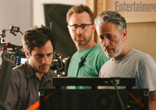 Gael Garcia Bernal, Jon Stewart