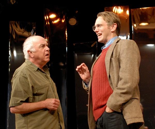 Larry John Myers (Salter) and Jay Stratton (Bernard 1) Photo