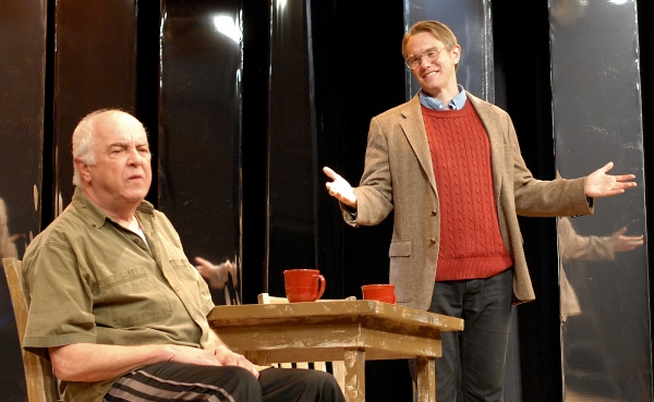 Larry John Myers (Salter) and Jay Stratton (Bernard 1)