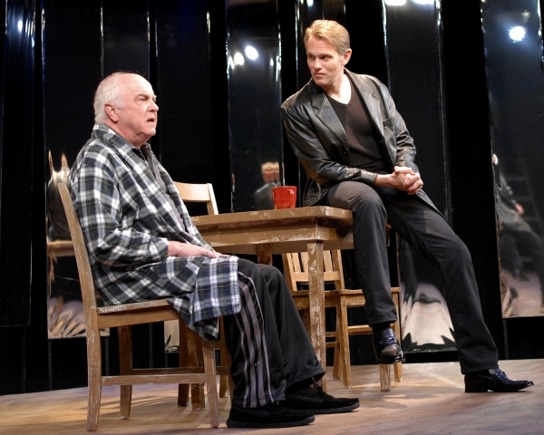 Photo Flash: First Look at Chester Theatre Company's A NUMBER
