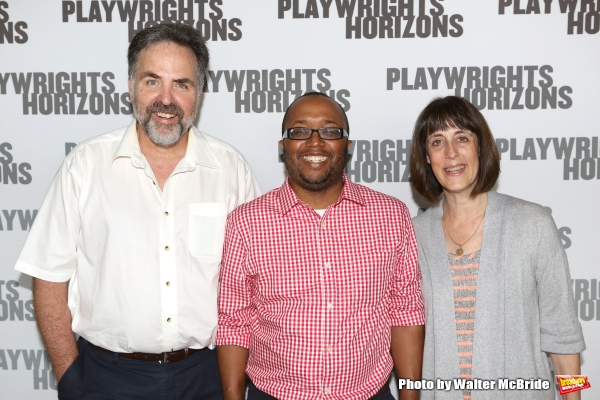 Photo Coverage: Playwrights Horizons' BOOTYCANDY Cast Meets the Press!