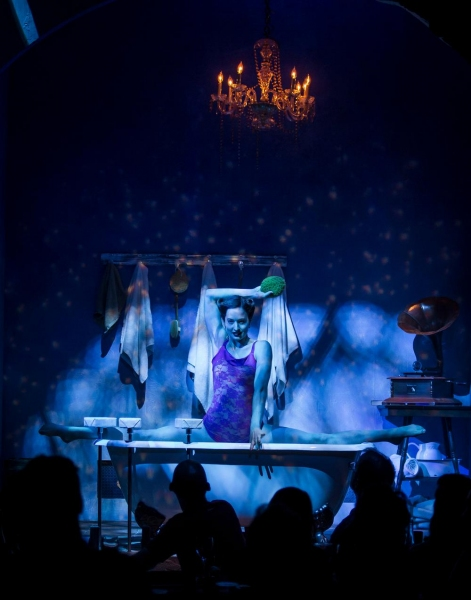 Photo Flash: First Look at Rick Bayless and More in CASCABEL at Lookingglass Theatre; Show Extends thru Aug 31