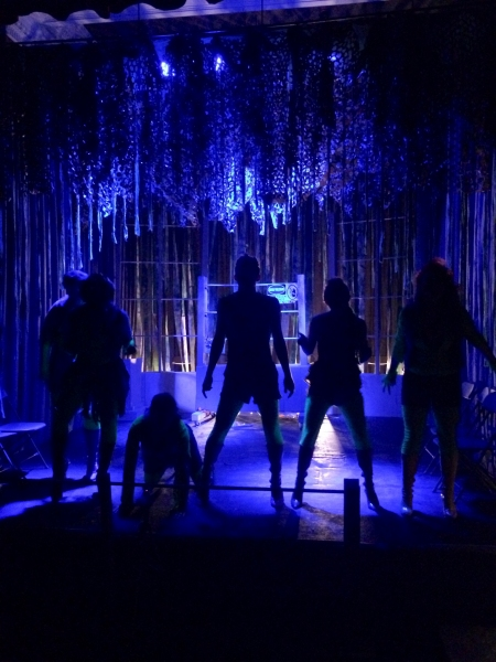 Photo Flash: First Look at Bayou City Theatrics' TRIASSIC PARQ