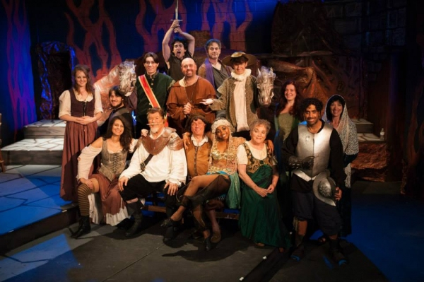 BWW Reviews: MAN OF LA MANCHA Offers Rocky Miller the Chance to Play His Dream Role