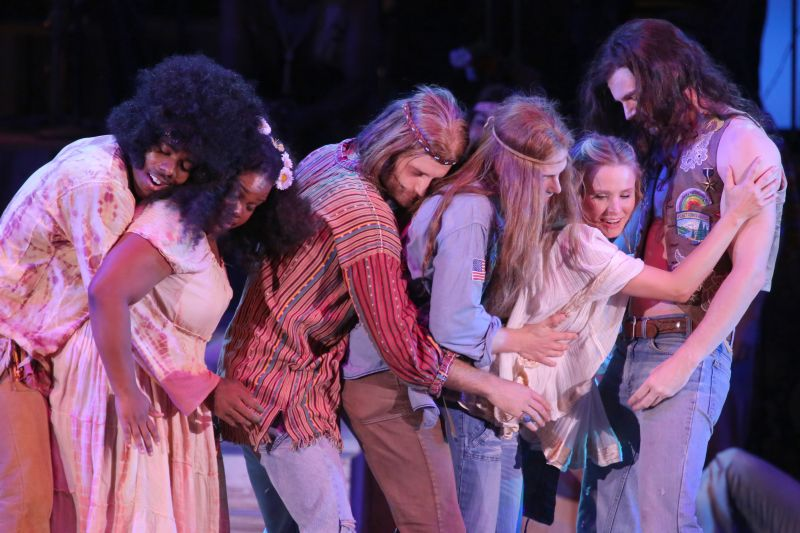 BWW Reviews: All-Star Cast Brings Lively HAIR to the Hollywood Bowl