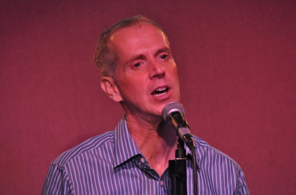 Photo Coverage: Tom Andersen Performs New Solo Show, MY FAVORITE SINGS at Don't Tell Mama