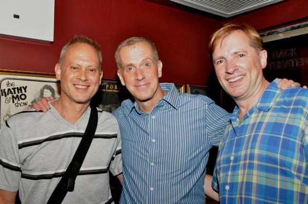 Mark-Allen, Tom Andersen and Kevin Scott Paul