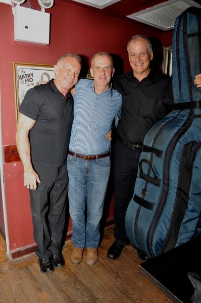 James Followell, Tom Andersen and John Loehrke
