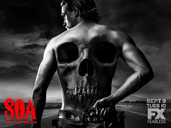 VIDEO: Trailer and Final Poster Art Revealed for SONS OF ANARCHY Season 7!