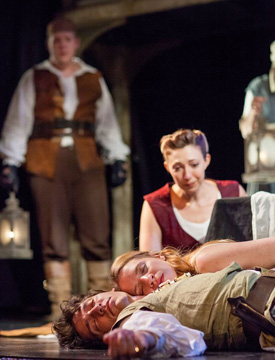 BWW Reviews: TAM Stages Compellingly Honest ROMEO AND JULIET