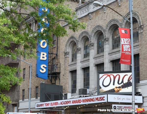 Up on the Marquee: ONCE Gets a Makeover