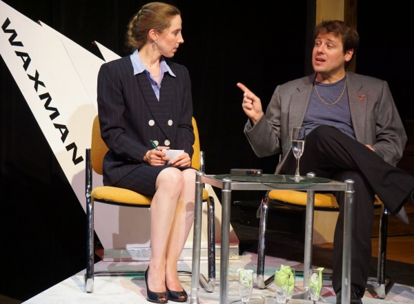 Photo Flash: Waterbury Festival Players Present SIGHT UNSEEN