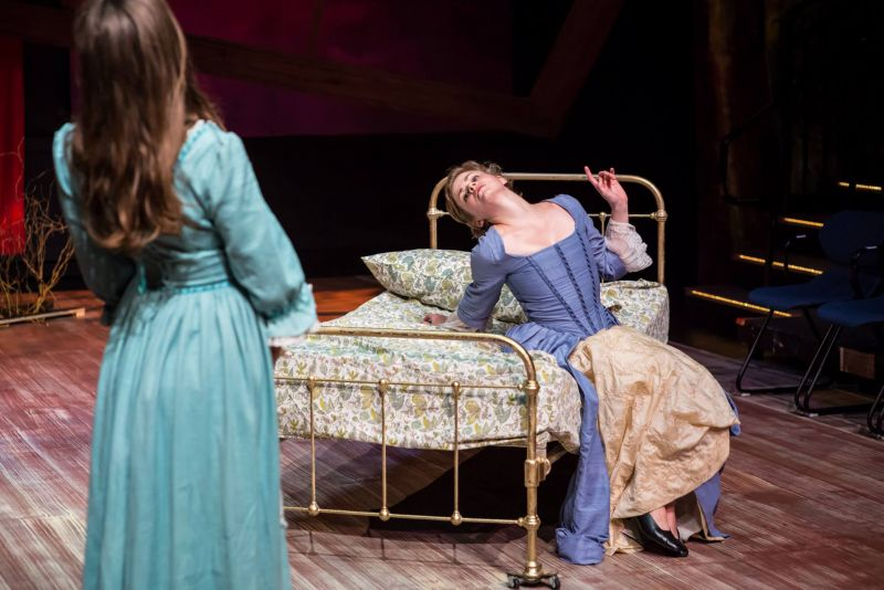 BWW REVIEWS: Two Bawdy Romances Brighten Boston's Summer