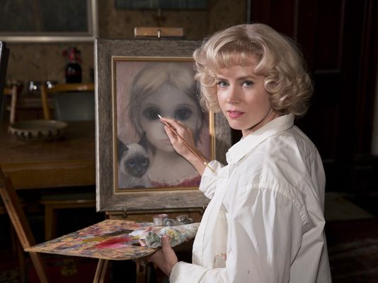 Photo: First Look - Amy Adams Stars in Tim Burton's BIG EYES, Coming This Christmas