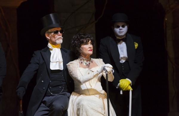 Photo Flash: First Look at Chita Rivera, Roger Rees and More in Williamstown Theatre Festival's THE VISIT