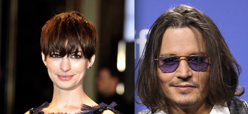 Anne Hathaway, Johnny Depp & More Being Filming on Disney's ALICE IN WONDERLAND: THROUGH THE LOOKING GLASS