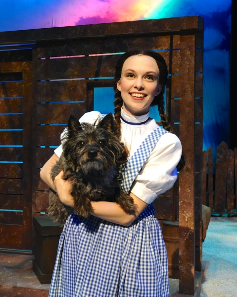 Photos: First Look at Westchester Broadway Theatre's THE WIZARD OF OZ