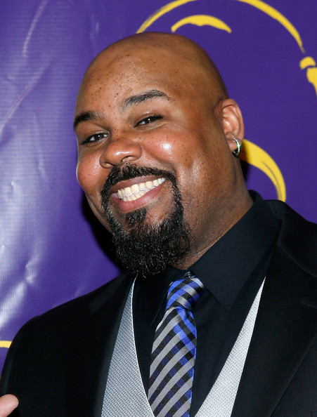 Behind The Scenes At THE VIEW With James Monroe Iglehart