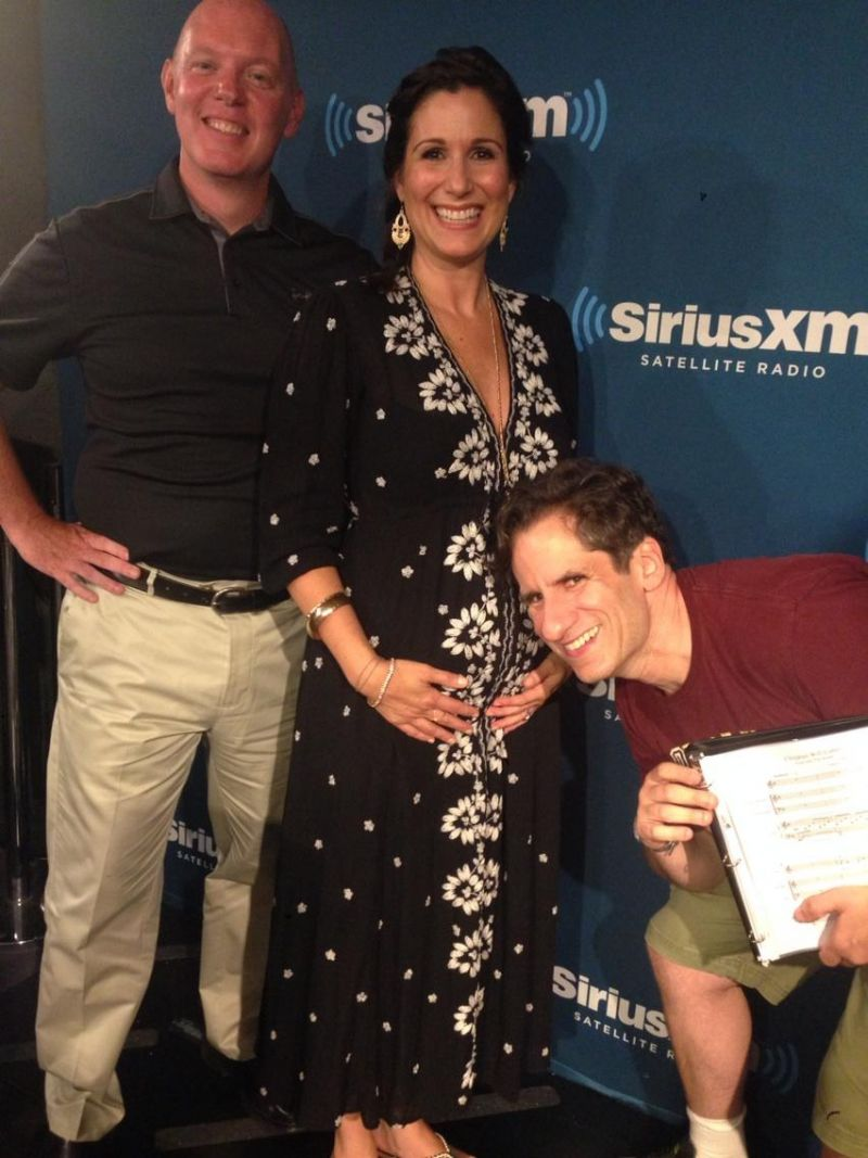 Twitter Watch: Congrats! Stephanie J. Block and Sebastian Arcelus Are Expecting Their First Baby!